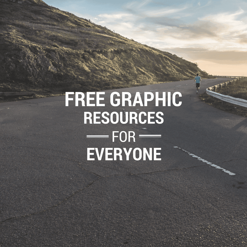 free graphic resources for everyone