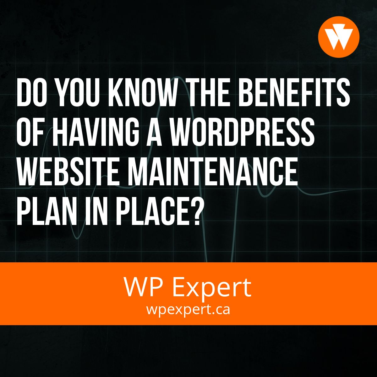 Do you know the benefits of Having a WordPress Website Maintenance Plan in Place