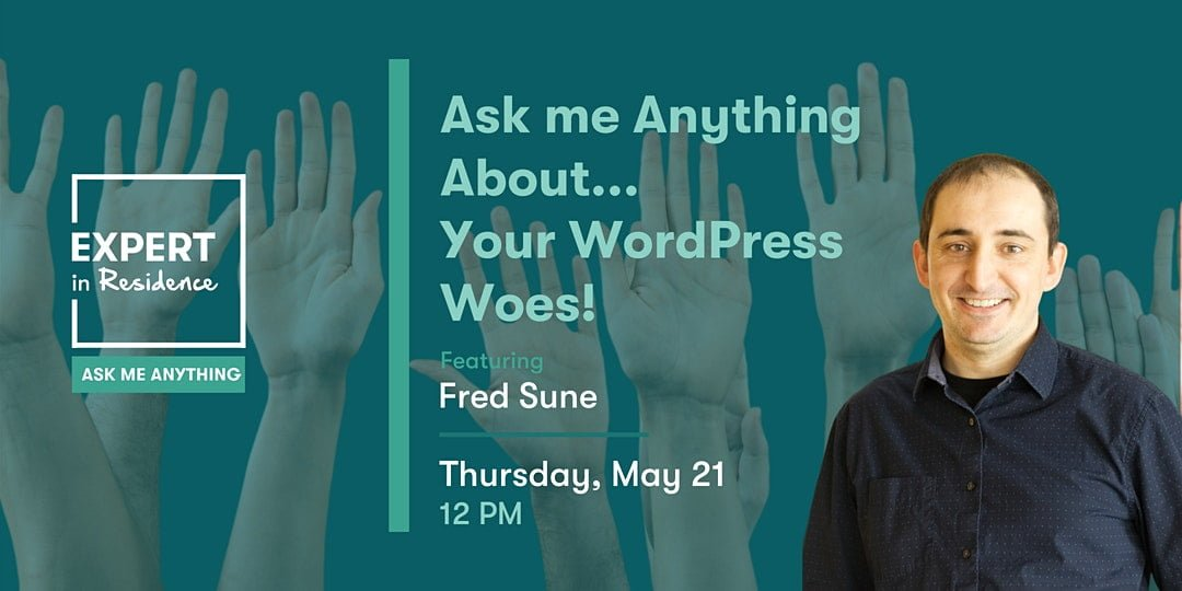ask-me-anything-WordPress-Expert-Frederic-Sune